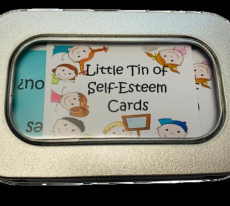 Little Tin of Self Esteem