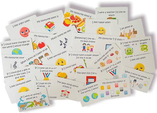 30 Circle Time ~ Comunity Circle Cards