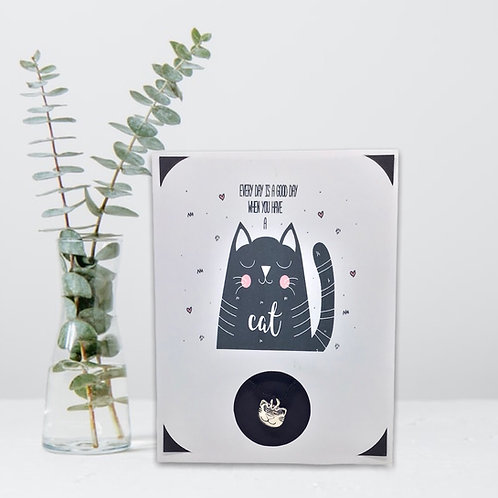 Wish Card ~ Cat 🐱