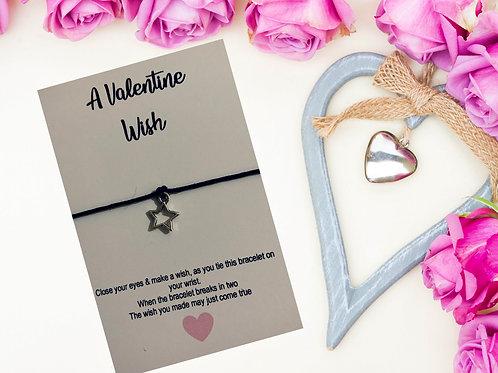 Valentines Wish bracelet  💗