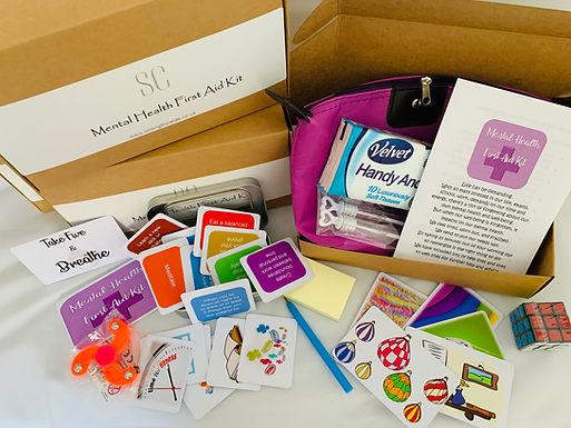 Mental Health First Aid Kit