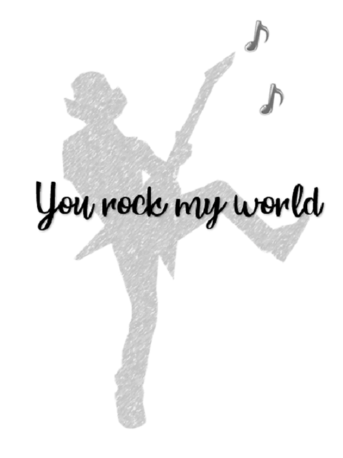 rock my world~note 🎼