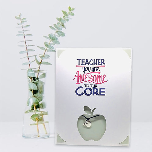 Wish Card ~ Teacher 🍎