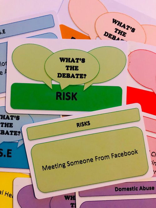 What's The Debate - Risk