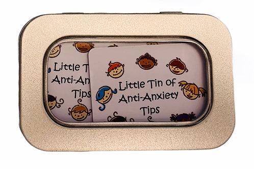 Little Tin of ~ Anti Anxiety Tips