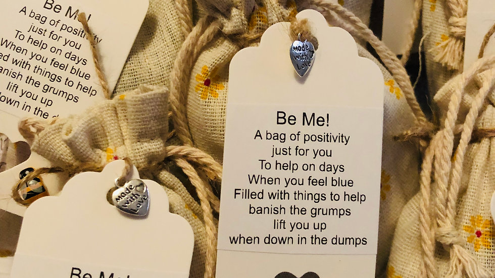 Be Me! 🐝 Bag of Self-Care Positivity
