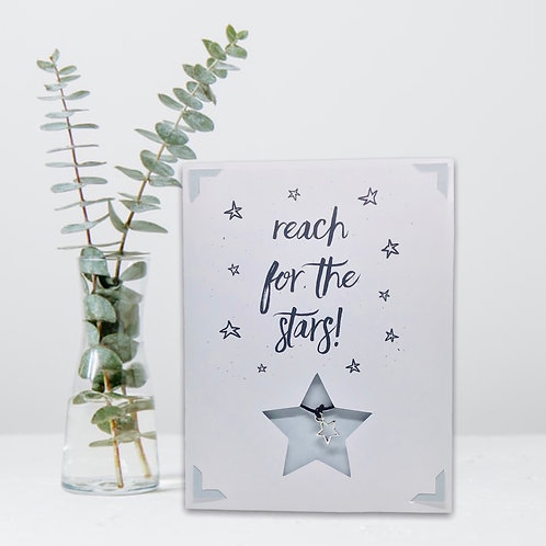 Wish Card ~ Reach for the stars ⭐️