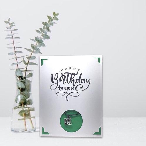 Wish Card ~ Birthday 🥳