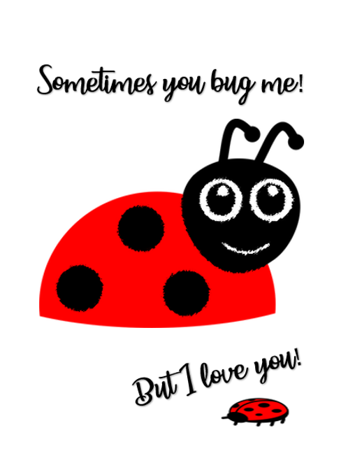 Bug me ~ bug 🐞