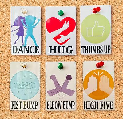 Social interaction  Cards