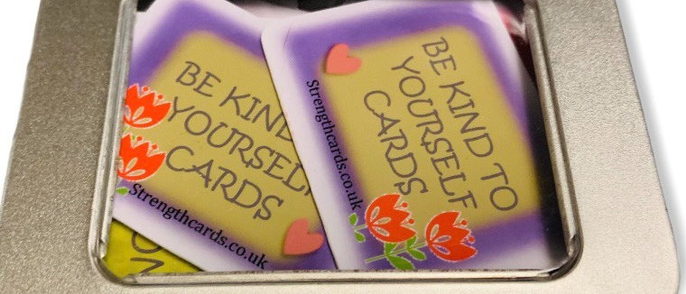 Little Tin of ~ Be kind to yourself