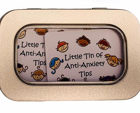 Little Tin of - Anti-Anxiety Tips