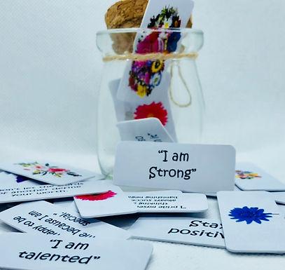 Mini Jar of Positivity
