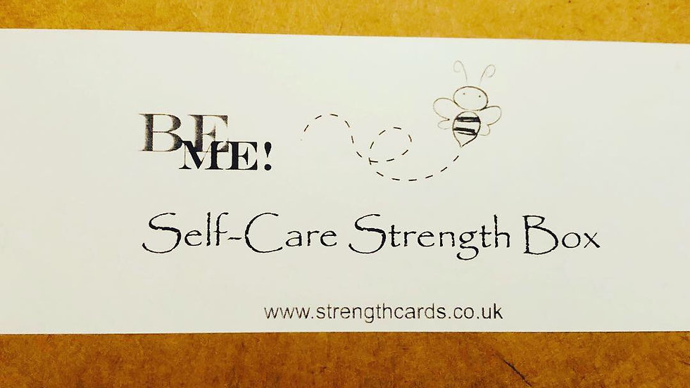 Be Me! 🐝 Self-Care Strength  Box