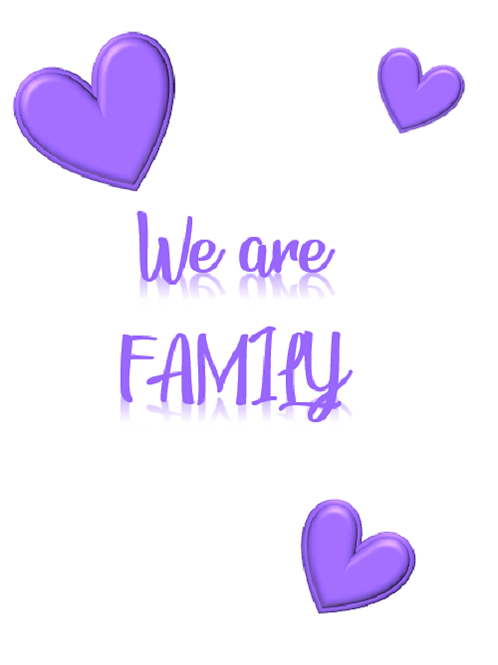 We are family ~ Family 👨👩👧