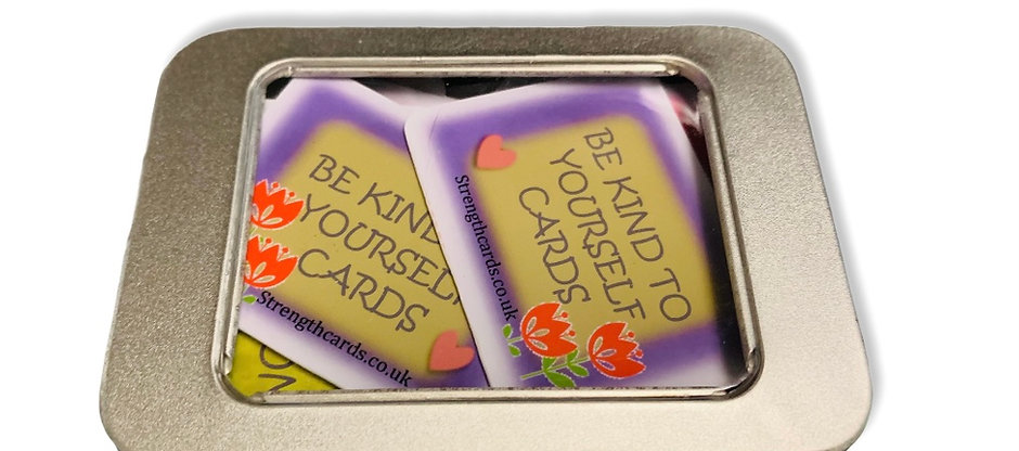 Little Tin of Be Kind to Yourself