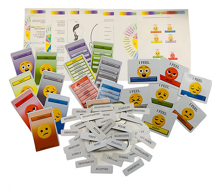 Language of Emotion tool kit