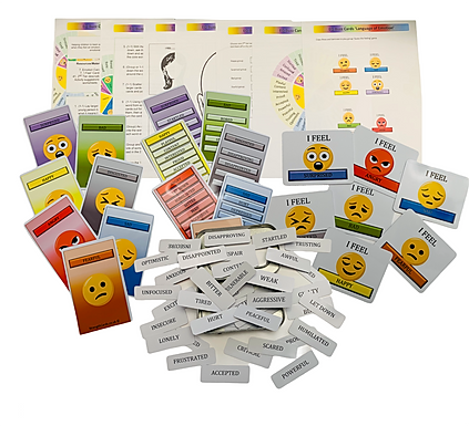 EQ Buzz Cards ~ Language of Emotions