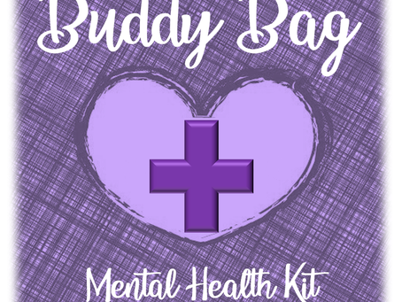 Buddy Bag ~ Mental Health First Aid Kit