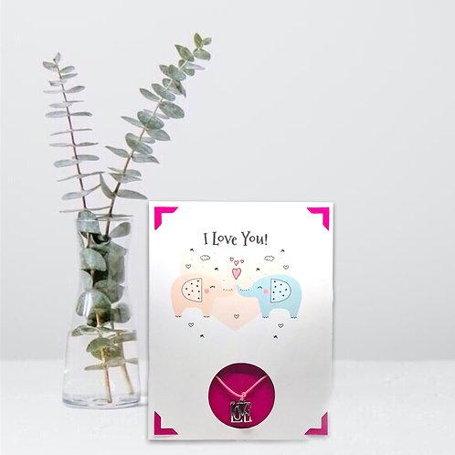 Wish Card ~ I love you  💜