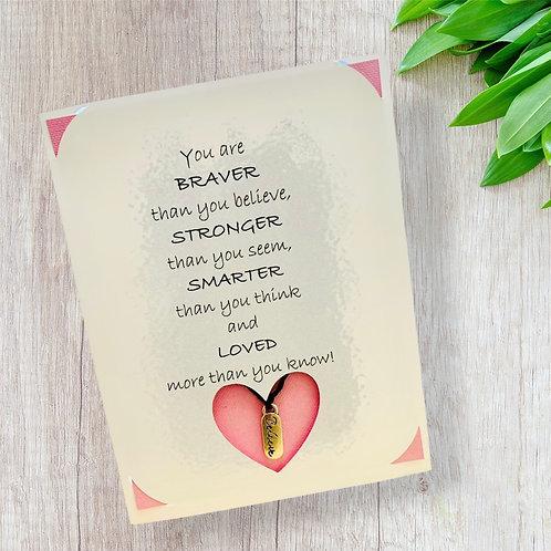 Wish Card ~ Believe