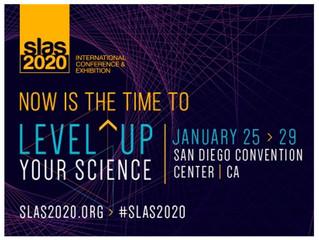See us at SLAS2020 in San Diego