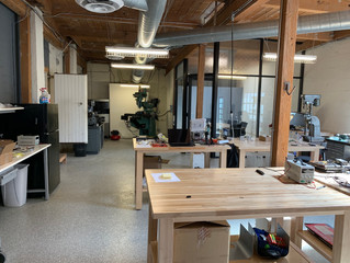 New Lab Space Added