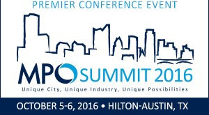 See us at the MPO Summit 2016