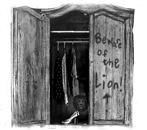 Beyond the Wardrobe Play Norwich Dean Akrill Scart art