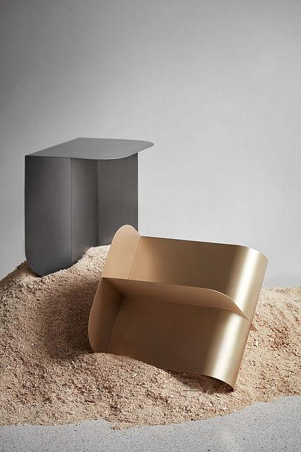 Mass_table_steel_brass_sawdust_Northern_