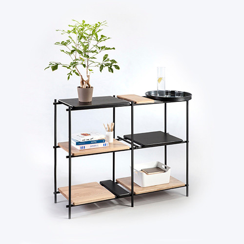 ISLANDS  /  SHELVING SYSTEM
