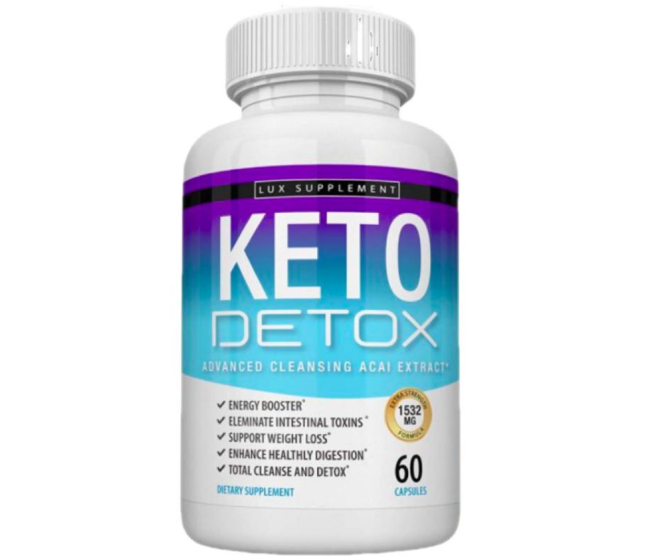 Keto Detox 1532 mg