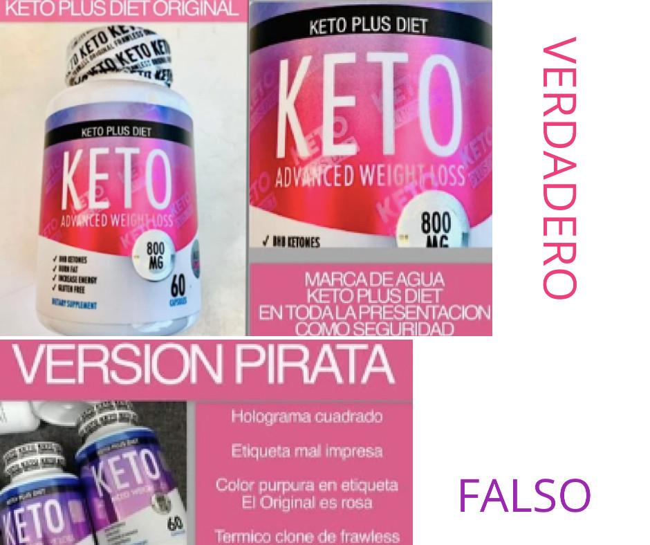 Keto Plus Diet Bhb  Leer Dentro - Ecart