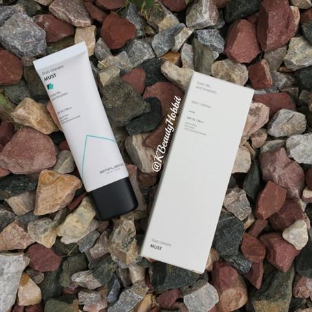 Simplistic Skin Care MUST Sun Cream Review