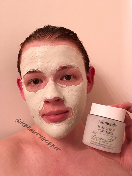 Mamonde Pore Clean Clay Mask Review