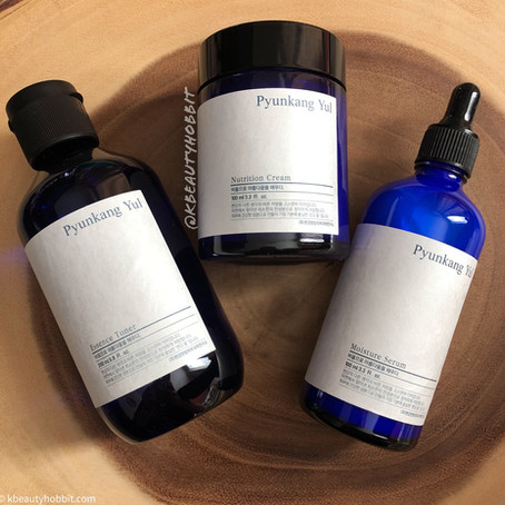 Pyunkang Yul Limited Edition Moisture Skincare Set Review - StyleKorean Try Me Review Me