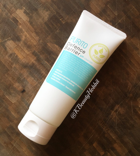 Purito Defence Barrier pH Cleanser Review