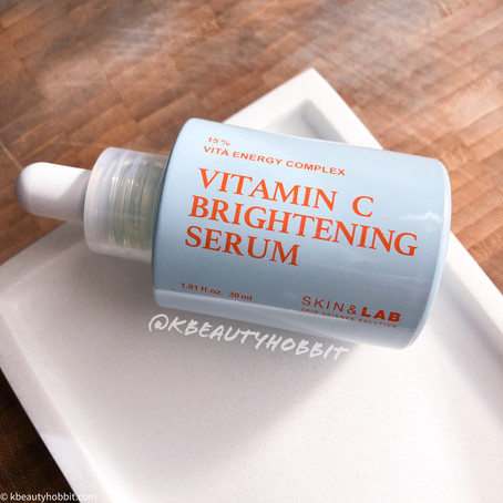 Skin&Lab Vitamin C Brightening Serum Review