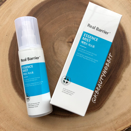 Atopalm Real Barrier Essence Mist Review