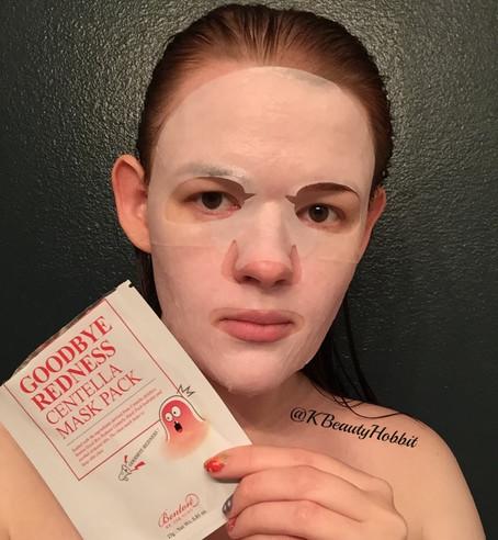 Benton Goodbye Redness Centella Mask Pack Review