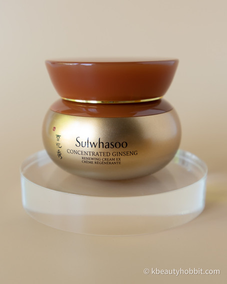 Sulwhasoo Concentrated Ginseng Renewing Cream Review