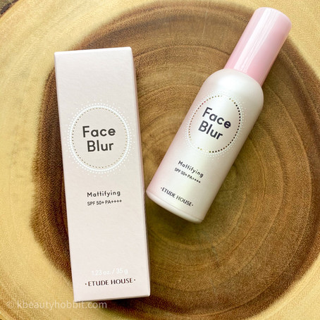 Etude House Face Blur Mattifying Review