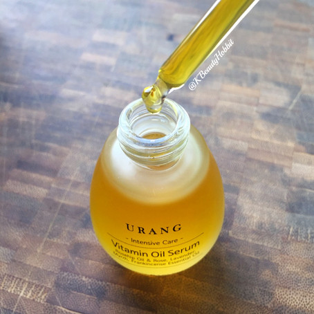 Urang Vitamin Oil Serum Review