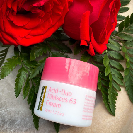By Wishtrend Acid-Duo Hibiscus 63 Cream Review