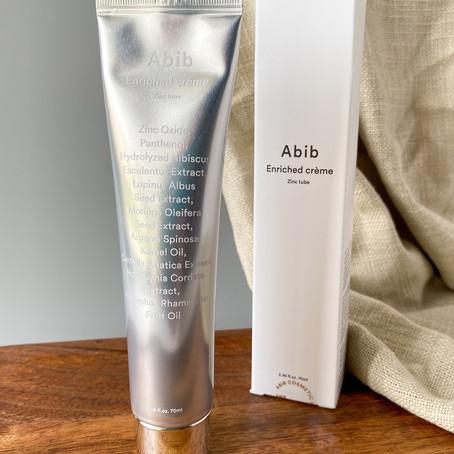 Abib Enriched Creme Zinc Tube Review