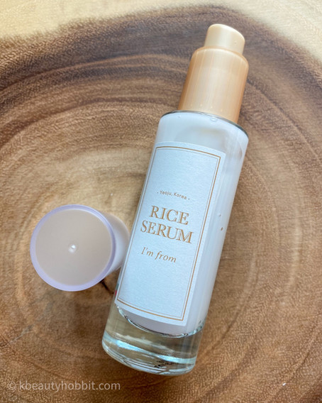 I'm From Rice Serum Review