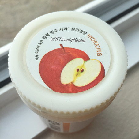 Skinfood Freshmade Apple Mask Review
