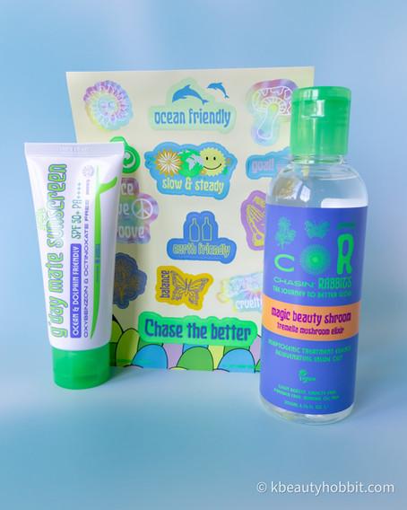 Chasin' Rabbits Magic Beauty Shroom Review