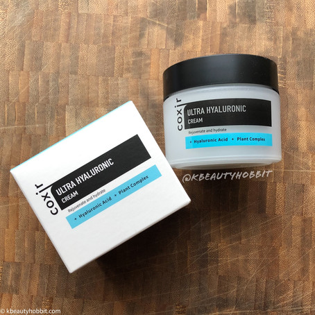 Coxir Ultra Hyaluronic Cream Review