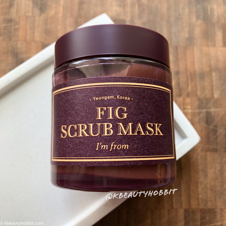 I'm From Fig Scrub Mask Review